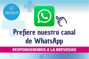 prefiere whatsapp